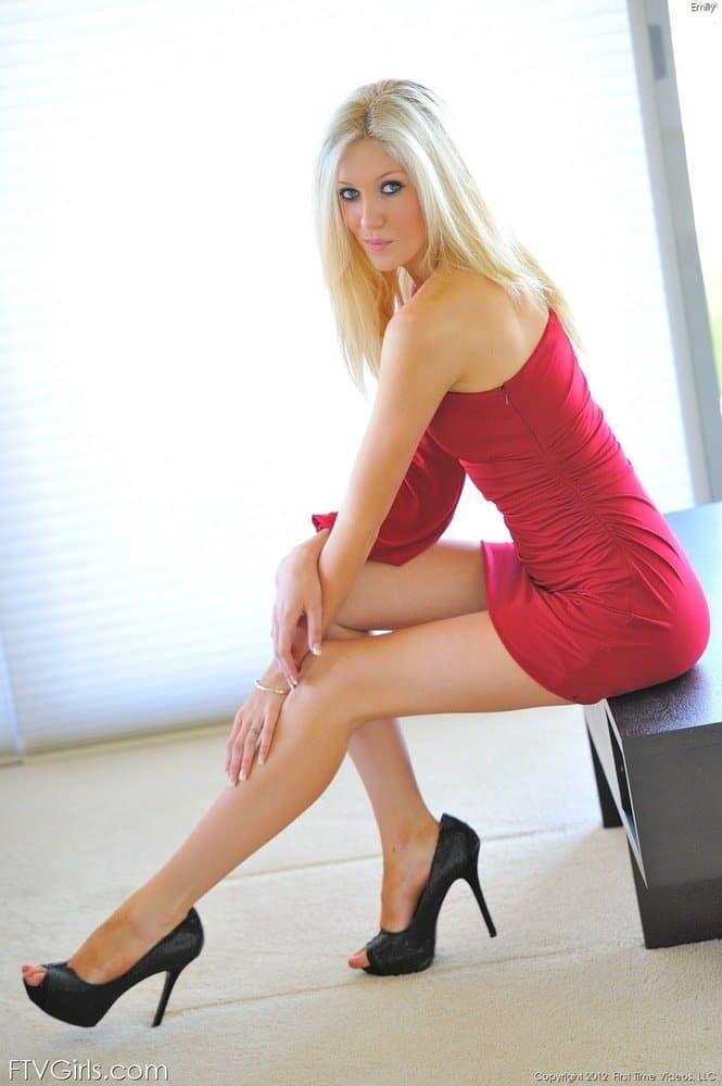 Erotik Foto-Modell Emily