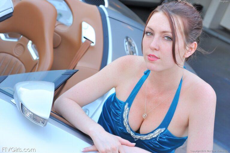 Erotic Photo Model Meghan
