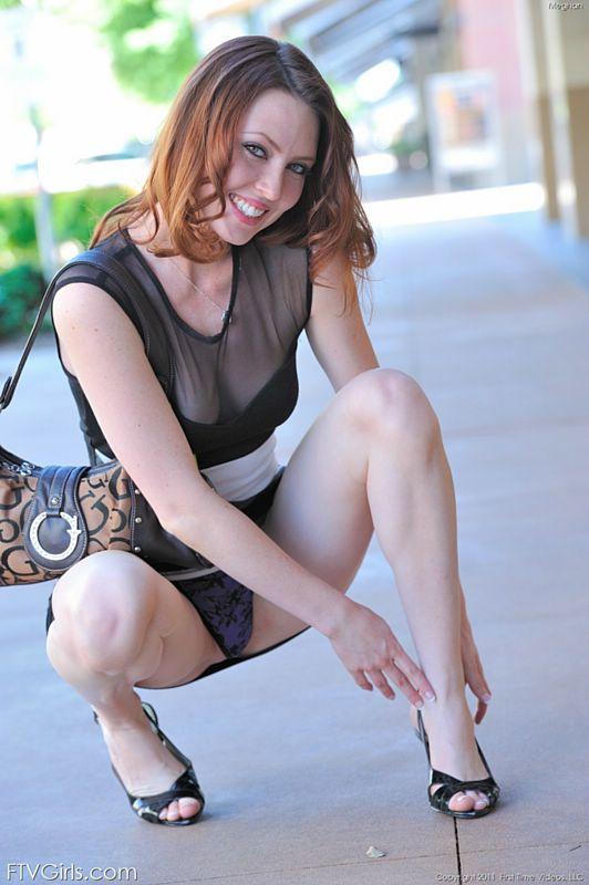 Erotisches Modell Meghan 23