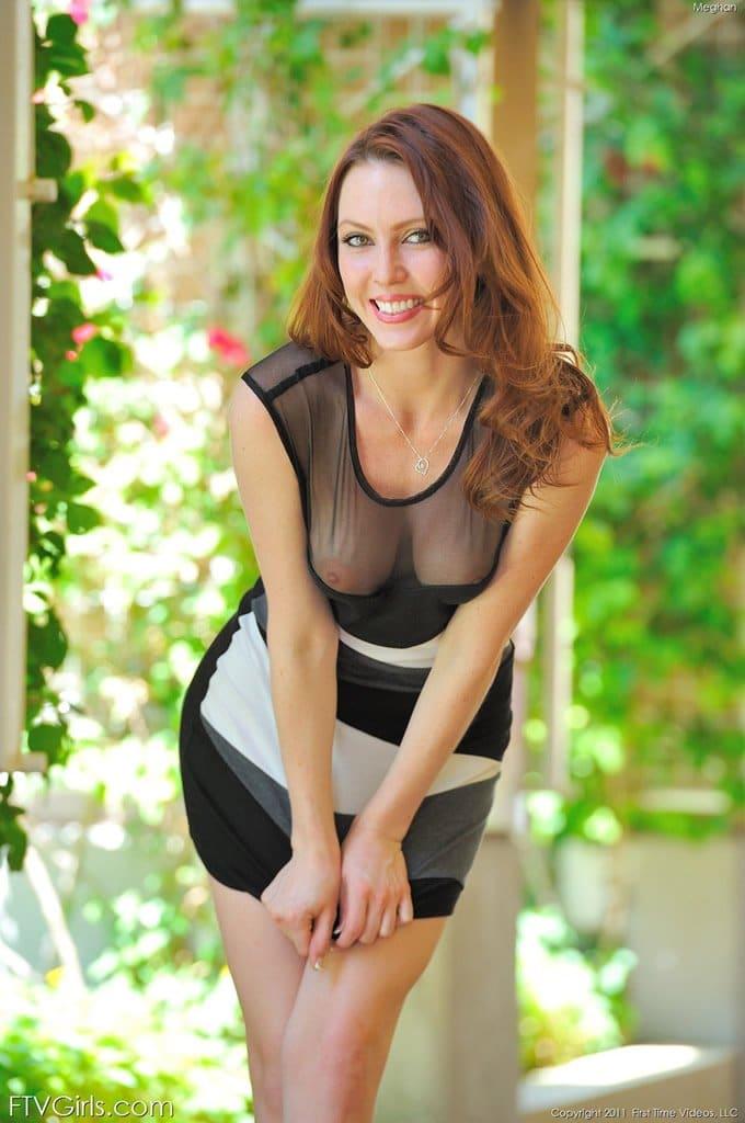 Erotisches Modell Meghan 25