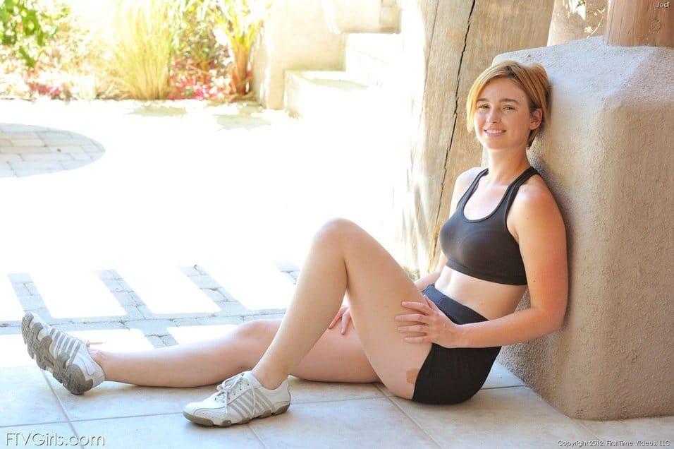 Jodi Erotic Photomodel